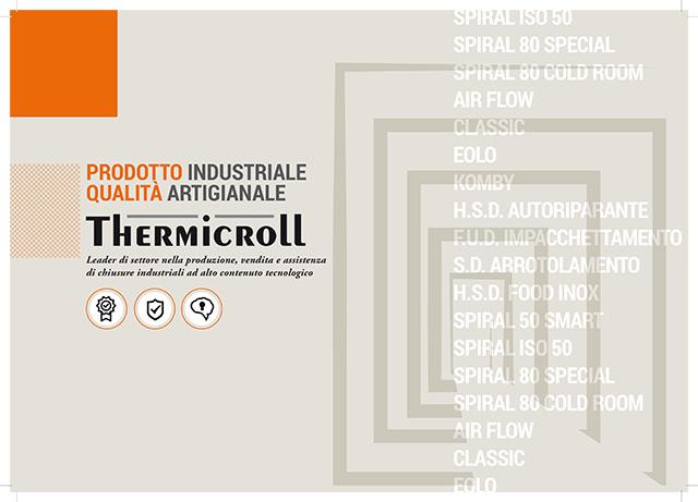 catalogo Thermicroll porte rapide