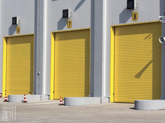 porte antieffrazione industriali