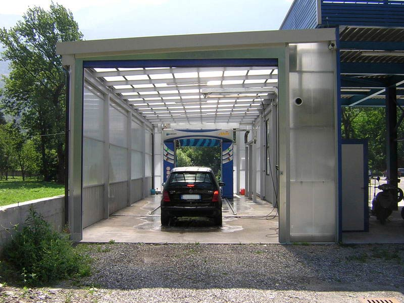 porte rapide car wash