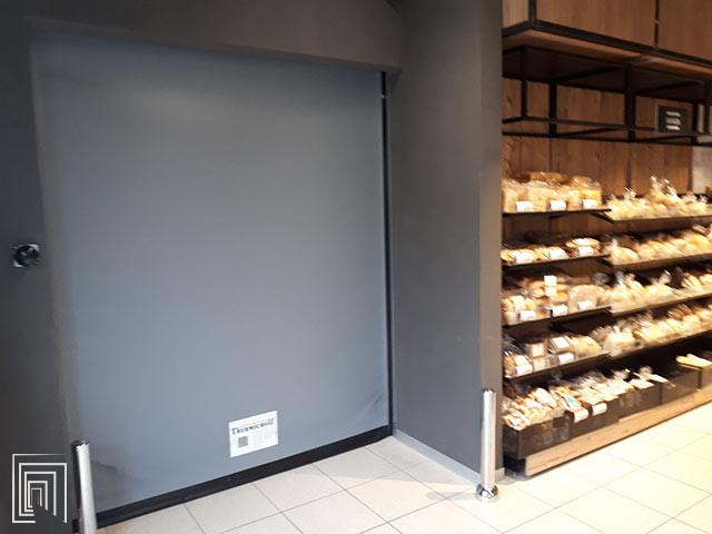 porte per supermercati