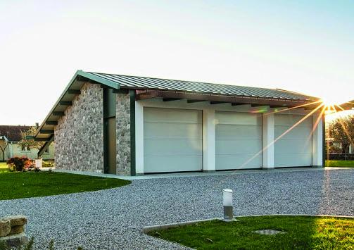 porte sezionali garage