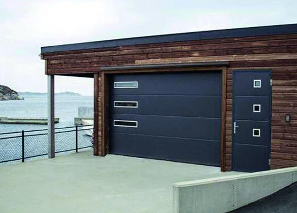 portoni sezionali garage in Sardegna
