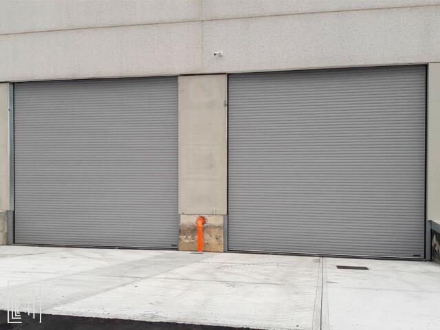 serrande avvolgibili industriali per capannoni